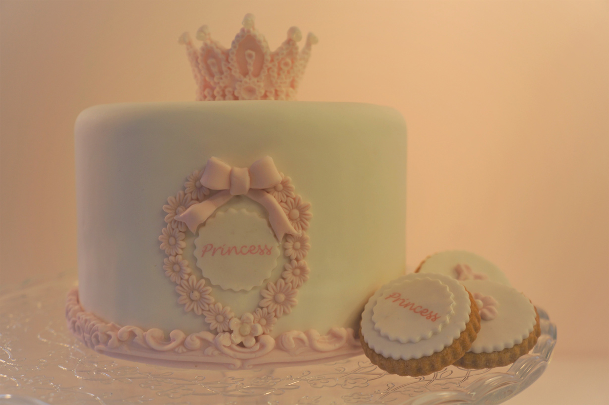 princess cake of your dreams